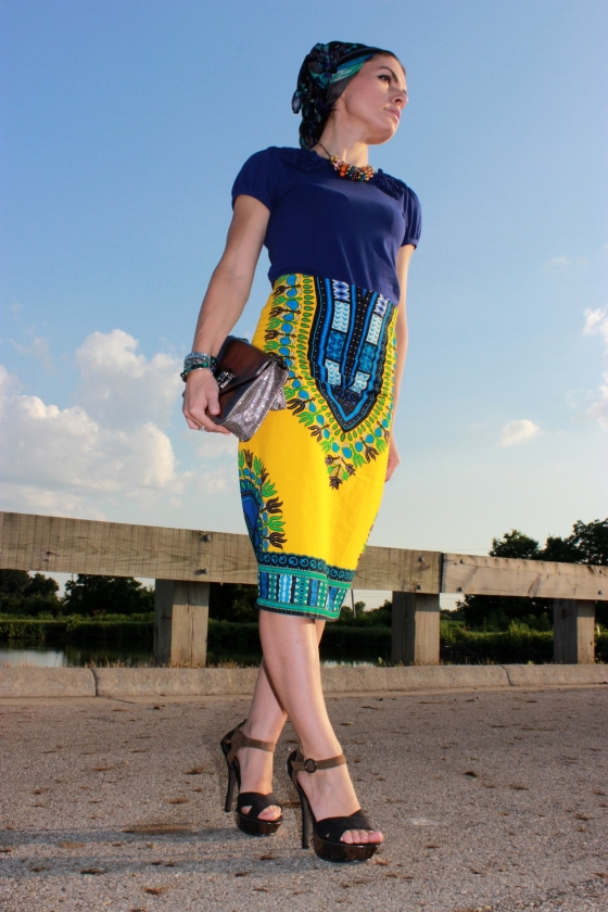 African print 1